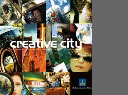 "Brisbane City's ""Creative City"" strategy was a leading piece of Landry/Florida worship - but has since failed to deliver any meaningful policy outcomes"